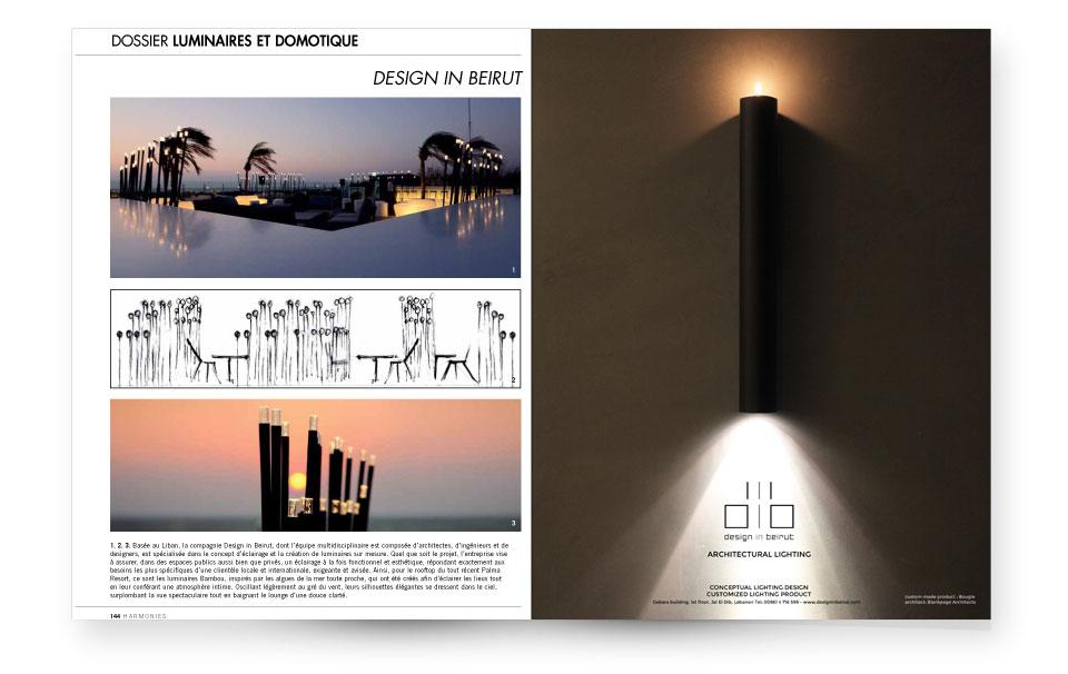 Harmonie Magazine